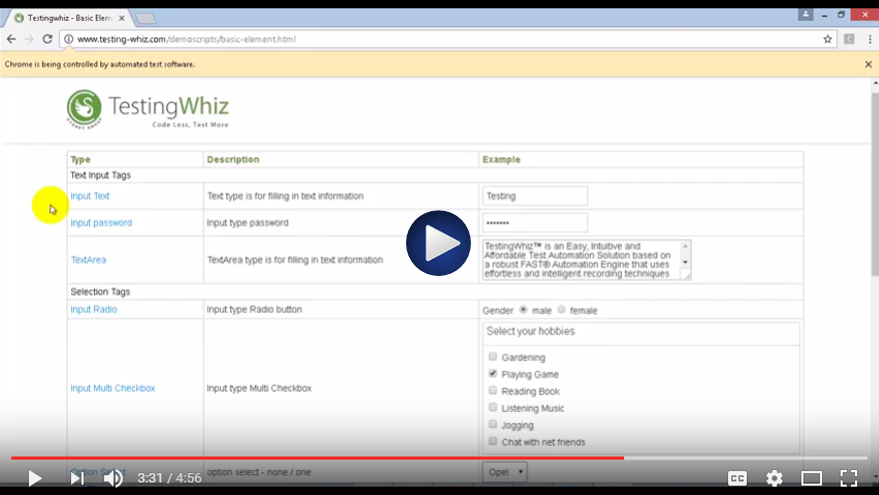 Sample Use Cases Testingwhiz Download Free Trial