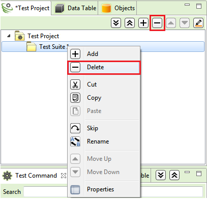 how to create test suite in testng