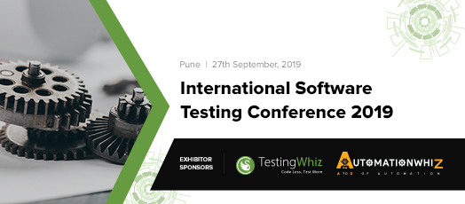 TestingWhiz @ International Software Testing Conference 2019